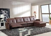V V SOFA 2015 Top design 100% leather corner recline sofa sets