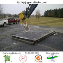 PE Mobile road mat /Oil drilling rig floor mats /Crane outrigger pads