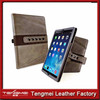 Western Leather Sleep Case Cover for iPad Air 2 - Brown