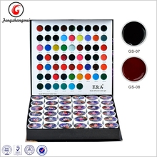 Professional soak off colorful cover color gel polish , nail polish , uv gel