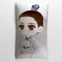 3D printing custom Star Zhang danfeng printed dakimakuar TV Drama The Journey of Flower Decorative body pillow DS1097