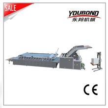 YB-1100B/1300B/1450B/1650B Semi-auto flute laminator