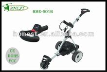 Remote Electric Golf Trolley With Bag