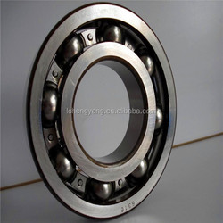 high precision 6206 ZZ motorcycle steering bearing deep groove ball bearing 30*62*16 mm