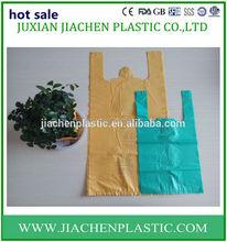 Die-Cut Printed Plastic Retail Shopping Bags