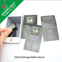 Hot Selling product screen cleaner mobile phone sticker