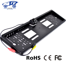 Product ID RD-1422 high resolution nightvision eu license plate frame camera
