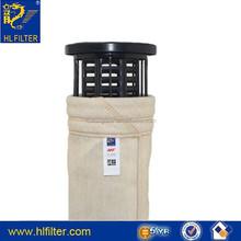 HL filter supply high temperature Aramid dust collector filter bag