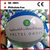 Inflatable ball for beach/wholesale beach ball/beach ball with custom logo printed
