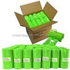 1000 Green Dog Pet Poop Bags Refill Rolls, 9 x 12 with Patented Dispenser