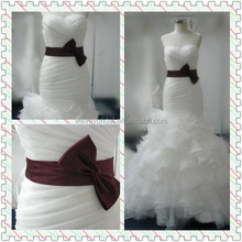 Floor-Length Hemline lace and OEM Service Supply Type Wedding Dress/ Sweetheart Bridal wedding gown WBD001