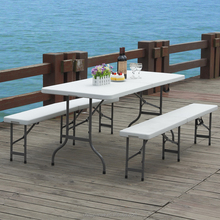 easy folding up multi purpose square folding table for outdoor and indoor