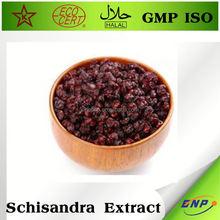 100% nature Factory Supply Schisandra Chinensis extract P.E.