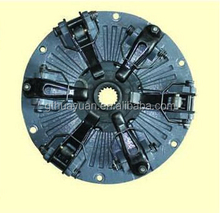 good quality OEM Huayuan Tractor clutch facings 166*76*4