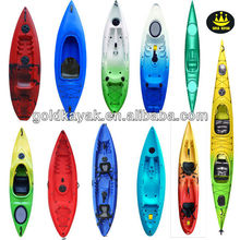plastic Kayak Series manufactured by Goldkayak