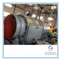 Gold separator trommel scrubber washing machine, large capacity trommel screen for placer gold washing