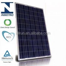 Lower price CE and TUV apprived high efficiency 180watt poly solar panel
