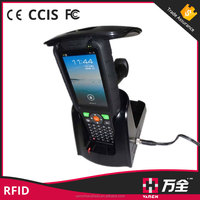 Long Range Handheld Rfid Reader Android 5 Inch Cell Phone With Nfc Rfid