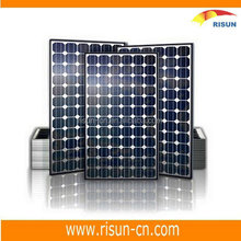 High efficient 250W mono solar panel with good quality, low price and TUV IEC CE CEC ISO INMETRO certificates