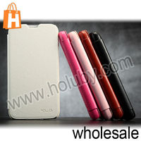 KLD Enland Series Crazy Horse Leather Case for Samsung Galaxy S5, For Samsung S5 i9600 Flip Leather Case