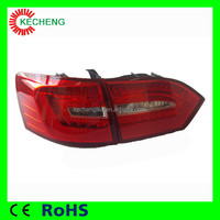 Direct Factory easy installation 100% waterproof automotive car led tail light for VW Staigar rear led tail lamp/lamps