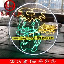 green cartoon animals figure motif lights,high quality decoration lights,CE,ROSH Approve