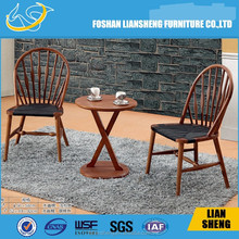 BQ wood folding leather/fabric chair s wood chair 2015 hot sale model:A013