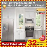 2014 new professional best sell customized kitchen cabinet skins and kitchen accessories&parts