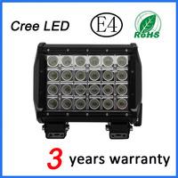 super bright truck 75w led work light meet RoHS DOT standard