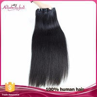 Made In China Alibaba 100% Unprocessed Wave Human Brazilian Human Hair Extension