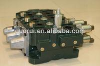 proportional valve 100L/min, sectional valve, hydraulic valve