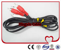 High Quality RCA Jumper Cable/Audio Cable/2 RCA To 2 RCA