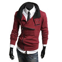 Burglary value special offers Men's hooded zip sweatshirt