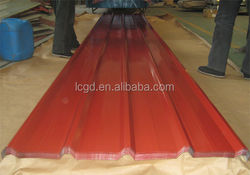 2014 Hot and New Arrival !!! Galvanized Corrugated Plate,Prepainted Roof Sheet Aluzinc Corrugated Steel Roofing Tile