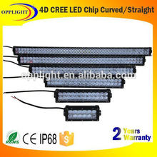 Summer promotion 10-32V offroad dual row led light bar 120W