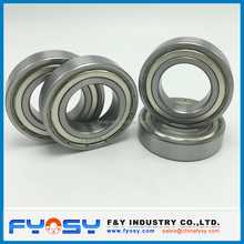 motorcycle engine bearing 6804ZZ 6804-2RS 20X32X7MM deep groove ball bearing