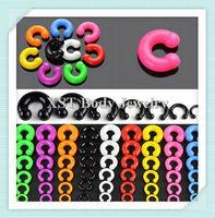 2013 silicone body jewelry BCR circular barbell