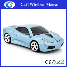 Hot Selling New Auto Car Shape Computer Wireless Mouse