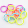 Hot sale colorful elastic hair bands for girls
