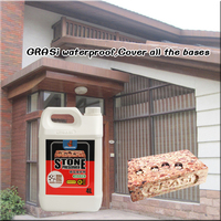 WH6985 home red brick good ventilate Security silicone water repellent