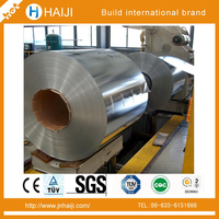 ASTM A653, JIS G3302, DIN1716 hot dipped galvanized steel coil