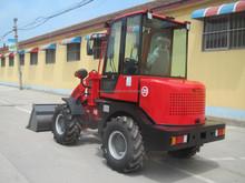 HZM912 new type wheel loader with big cabin less noise front end wheel loader