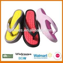 New platform high heel eva injection slipper for lady