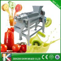 Industrial stainless steel pineapple juice squeezing machine /juice making machine/orange juice making machine