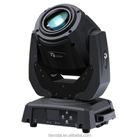Infinite Rotating 132W 2R stage light/ 2R beam moving head light ,Double Prizms+Frost