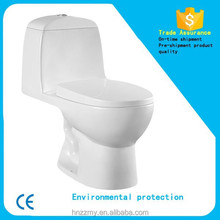 ZZ-8622 China supplier Environmental protection Ceramic Sanitary Ware one piece Toilet