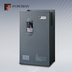 50hz to 60Hz ac frequency inverter for PLC connect, 380v-480v three phase electric motor control