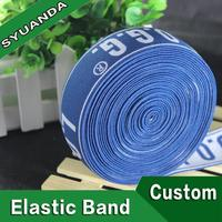 custom printed fold over elastic headband