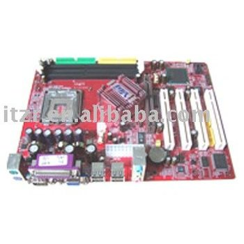 Intel desktop board d865gsa motherboard