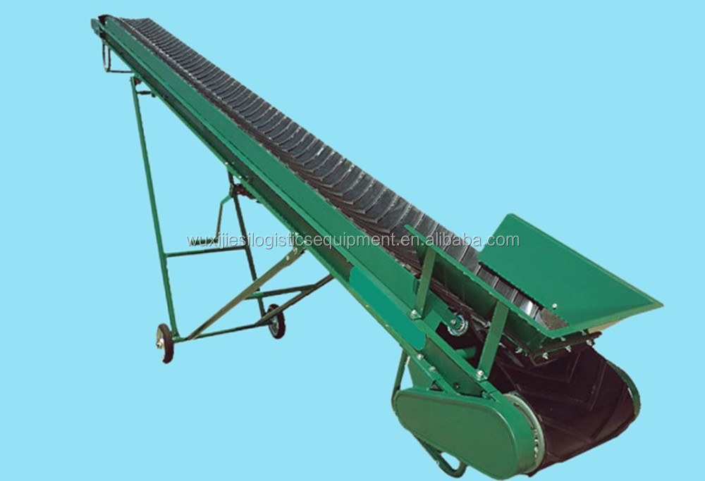 Herringbone Belt Conveyor V Trough Belt Conveyorjs Type120